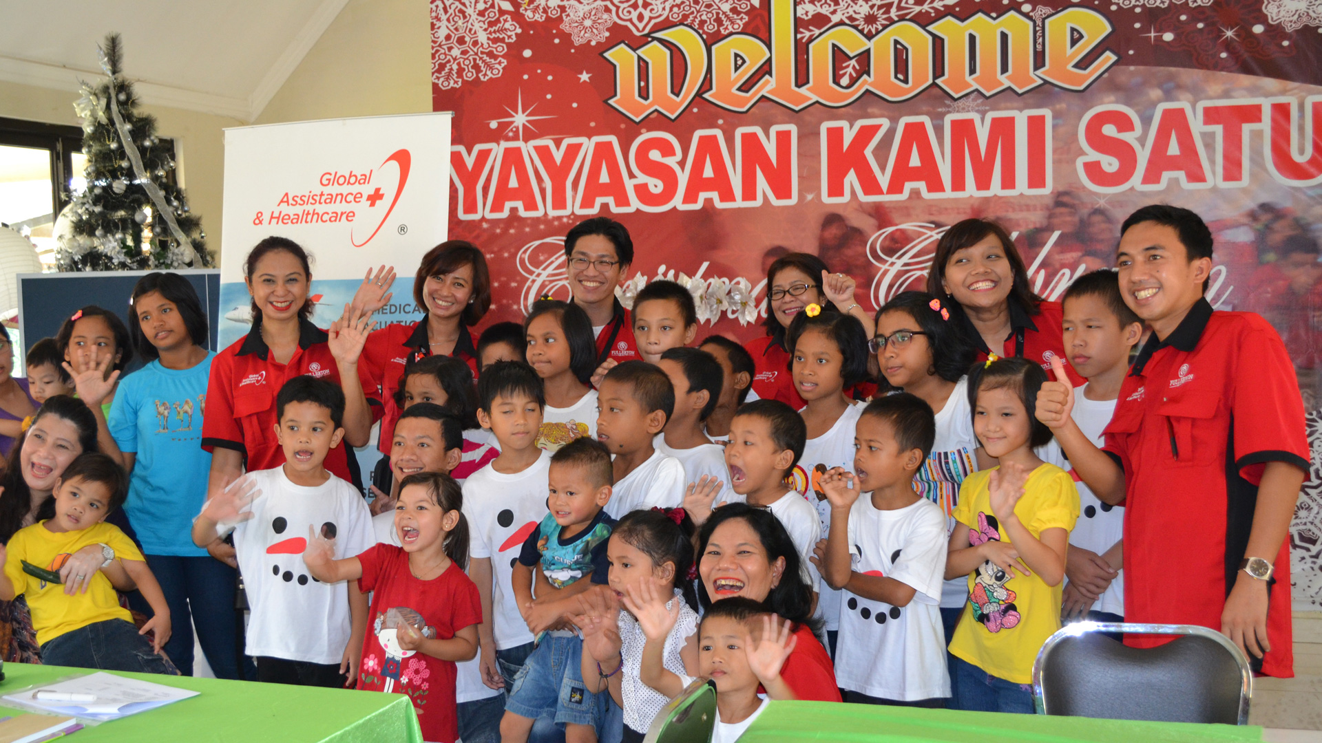 Global Assistance And Healthcare Provides Dental Examination For Yayasan Kami Satu